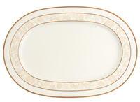 Oválny tanier 41 cm Ivoire