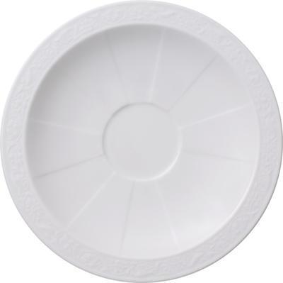 Podšálka 16 cm White Pearl - 1