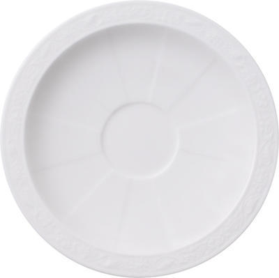 Podšálka 13 cm White Pearl - 1