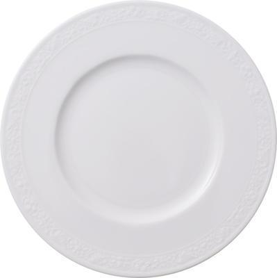 Tanier na chlieb/maslo 18 cm White Pearl - 1