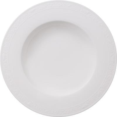 Hlboký tanier 24 cm White Pearl - 1