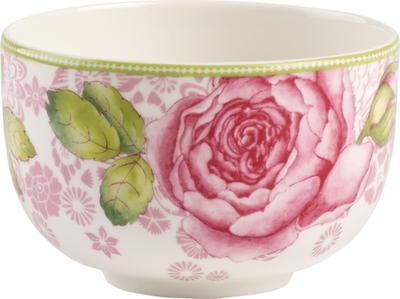 Čajová šálka, ružová 0,37 l Rose Cottage - 1