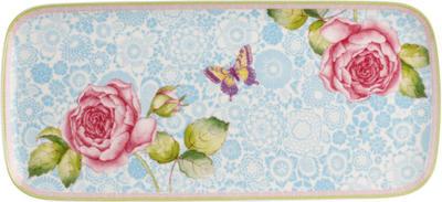 Obdĺžnikový podnos 35 x 16 cm Rose Cottage - 1
