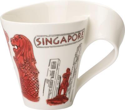Hrnček 0,30 l Singapur Cities of the World