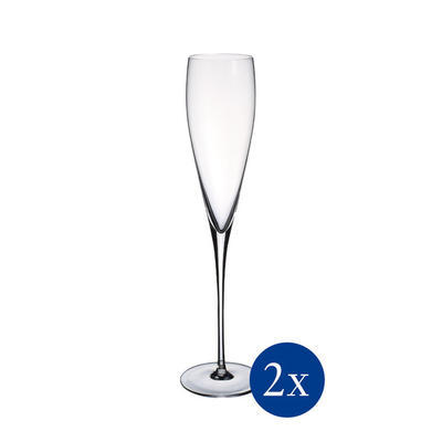 Pohár na šampanské, 2 ks Allegorie Premium - 1