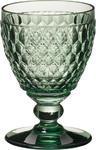 Zelený pohár na biele víno Boston coloured - 1/2