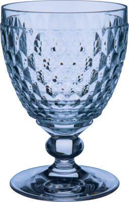 Modrý pohár na červené víno Boston coloured - 1