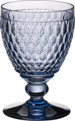 Modrý pohár na vodu Boston coloured - 1
