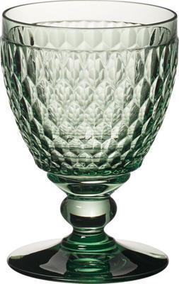 Zelený pohár na vodu Boston coloured - 1