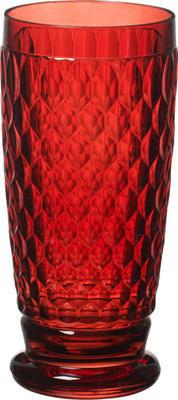 Červený pohár na pivo Boston coloured - 1