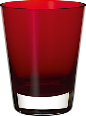 Pohár, červený 0,29 l Colour Concept - 1