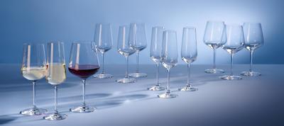 Súprava pohárov, 12 ks Ovid