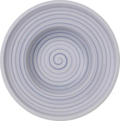 Hlboký tanier 25 cm Artesano Nature Bleu - 1