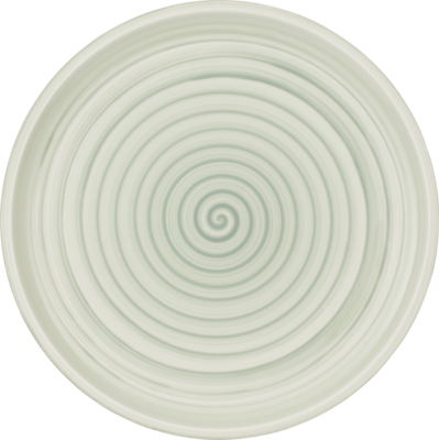 Plytký tanier 27 cm Artesano Nature Vert - 1