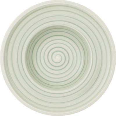 Hlboký tanier 25 cm Artesano Nature Vert - 1