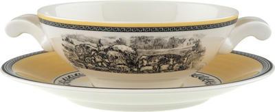Polievková šálka 0,40 l s tanierikom Audun Ferme