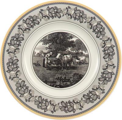 Dezertný tanier 22 cm Audun Ferme - 1