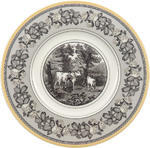 Tanier na chlieb/maslo 16 cm Audun Ferme - 1/2
