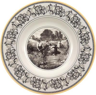 Hlboký tanier 24 cm Audun Ferme - 1