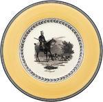 Plytký tanier 27 cm Audun Chasse - 1/2
