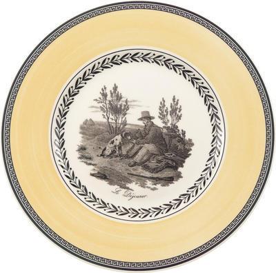 Dezertný tanier 22 cm Audun Chasse - 1
