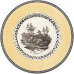Dezertný tanier 22 cm Audun Chasse - 1/2