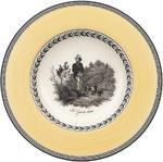 Hlboký tanier 24 cm Audun Chasse - 1/2