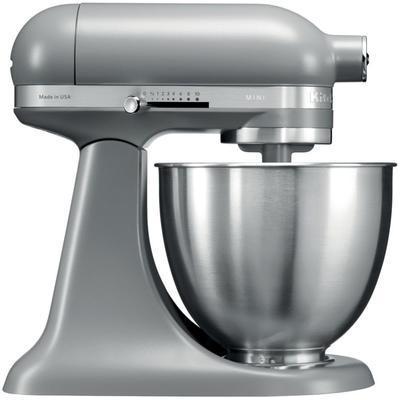 Kuchynský robot MINI 250 W matná sivá KitchenAid - 1