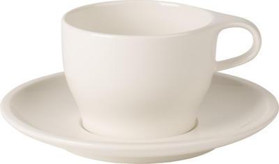 Šálka na bielu kávu s podšálkou 0,35 l Cof. Pass. - 1