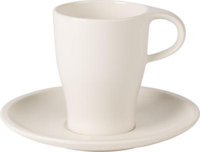 Hrnček na kávu s podšálkou 0,38 l Coffee Passion - 1