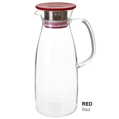 Džbán na ľadový čaj 1,5 l, Red FORLIFE - 1