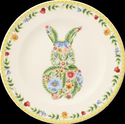 Dezertný tanier, zajac 21,5 cm Spring Awakening - 1