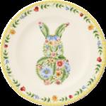 Dezertný tanier, zajac 21,5 cm Spring Awakening - 1/2