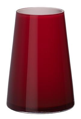 Váza deep cherry 20 cm Numa