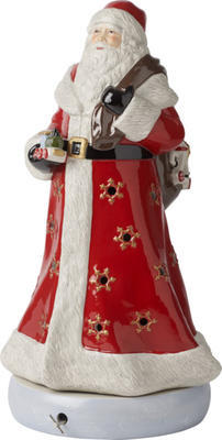 Hracia skrinka, Mikuláš 45 cm Christm. Toys Memory - 1