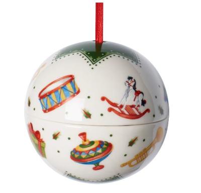 Závesná otvárateľná guľa, hračky My Christmas Tree - 1