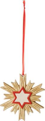 Závesná hviezda 9 cm Toy's Delight Decoration - 1
