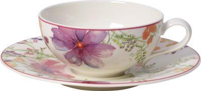 Čajová šálka 0,24 l s podšálkou Mariefleur Tea - 1