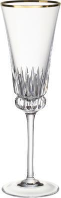 Pohár na šampanské 0,23 l Grand Royal Gold - 1