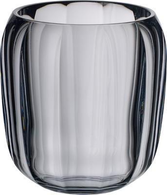 Lampa na čajovú sviečku, sivá Coloured DeLight - 1