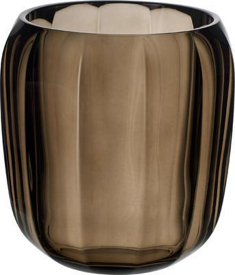 Lampa na čajovú sviečku, tmavá Coloured DeLight - 1