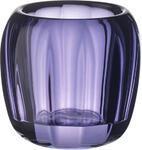Svietnik na čajovú sviečku, fialový Coloured DeLi. - 1/2