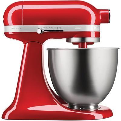 Kuchynský robot MINI 250 W červená metalíza KA - 1