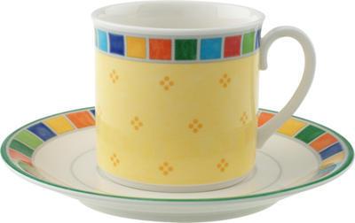 Kávová šálka 0,20 l s podšálkou Twist Alea Limone - 1