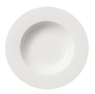 Hlboký tanier 24 cm Twist White
