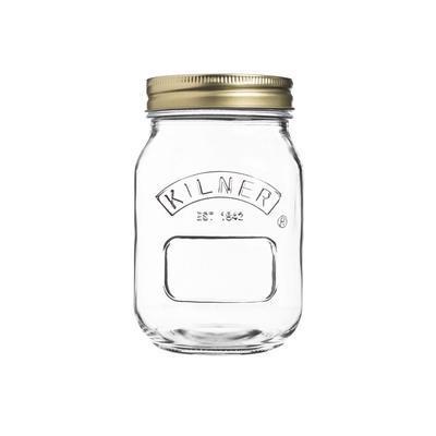 Zaváracia fľaša 0,5 l Kilner