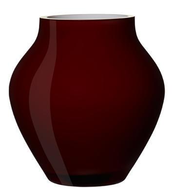 Váza mini deep cherry 12 cm Oronda Mini