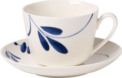 Kávová šálka 0,20 l s podšálkou Old Lux. Brindille - 1