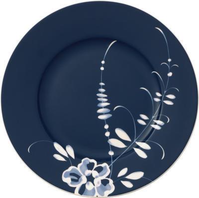 Dezertný tanier, modrý 22 cm Old Luxemb. Brindille - 1