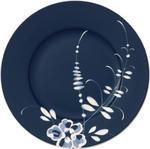 Dezertný tanier, modrý 22 cm Old Luxemb. Brindille - 1/2